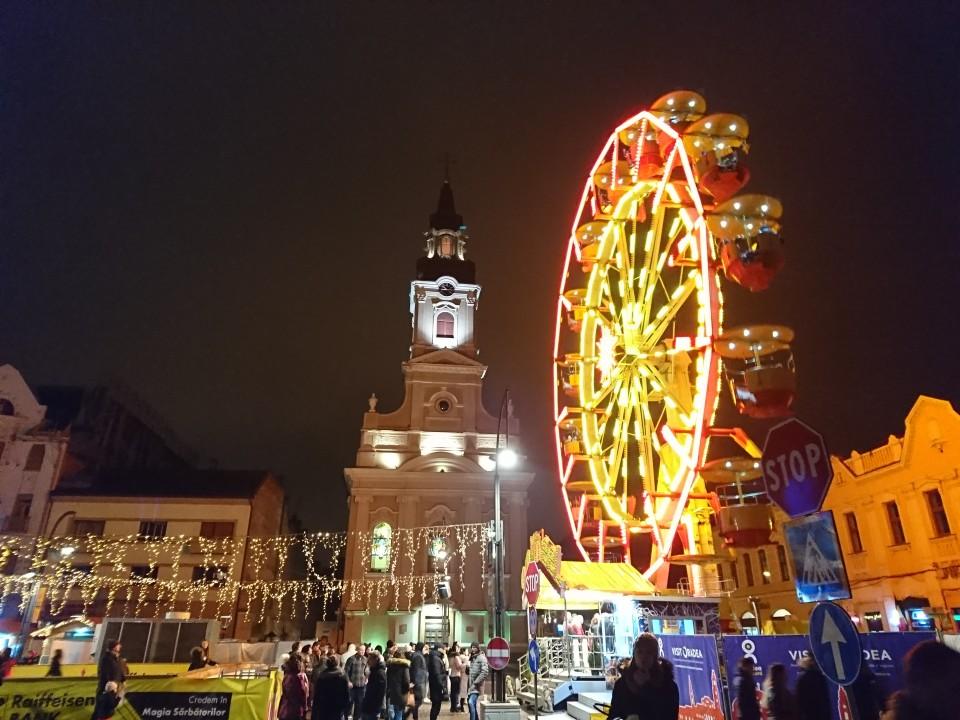 Targul De Crăciun Din Oradea și Relaxare La Băi Termale Az